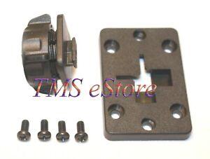 17mm Ball S-T w/ AMPS Mount Plate Kit for Onyx Plus EZ Sirius XM Satellite Radio