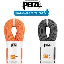 PETZL PASO GUIDE 7.7 mm Mezza Corda da Alpinismo Ghiaccio UIAA Dry coppia