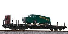 """Liliput 235754 Vagón plataforma + rumpler-lkw """"Ullstein """" carga DRG EP 2. , PVP"""
