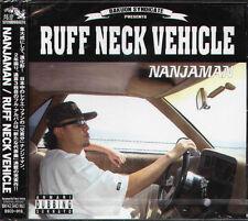 NANJAMAN - RUFF NECK VEHICLE - Japan CD - NEW J-POP