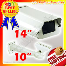 605 CCTV SECURITY CAMERA OUTDOOR HOUSING AND MOUNT BRACKET