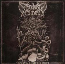 Erebus Enthroned - Night's Black Angel CD 2011 black metal Australia
