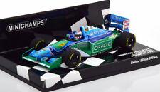1:43 Minichamps Benneton Ford B194 GP Great Britain J.Verstappen 1994
