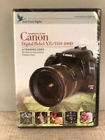 Introduction to the Canon Digital Rebel XTi / EOS 400D New Sealed