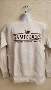 NCAA Men's Champion Crew Neck Sweatshirt Gray