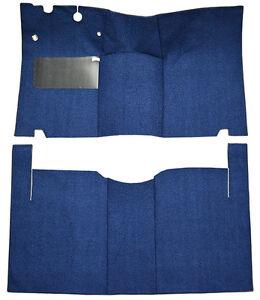 1952-1954 Ford Customline 2 Door Sedan Complete Replacement Loop Carpet Kit