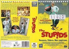 THE STUPIDS (1996) vhs ex noleggio