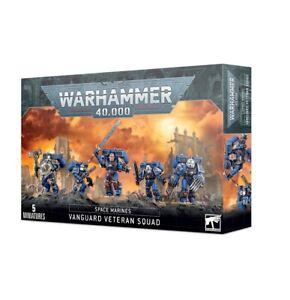 Warhammer 40k Space Marines Vanguard Veterans - Multi Choice Bits