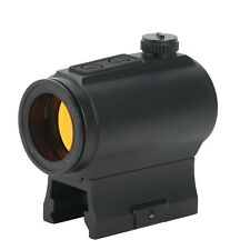 Ccop Usa 1x24 Compact Red Dot Sight 2 Moa Mid Profile Picatinny Mount Rd-25001