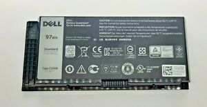 T4DTX  GENUINE DELL PRECISION M4700M6600M6700 97WH LAPTOP BATTERY WD6D1 FJJ4W