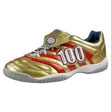 Pirma Bofo Bautista Vintage Indoor Soccer Shoes Color Gold(Not to Wear)