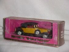 MATCHBOX MODELS OF YESTERYEAR Y-11 1930 PACKARD VICTORIA in BOX