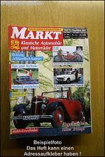 Oldtimer Markt 11/92 Peugeot 404 Adler Rover P4