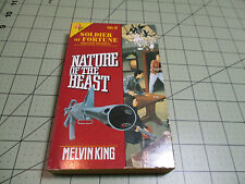 SOLDIER OF FORTUNE MAGAZINE PRESENTS #8  NATURE OF THE BEAST BY MELVIN KING
