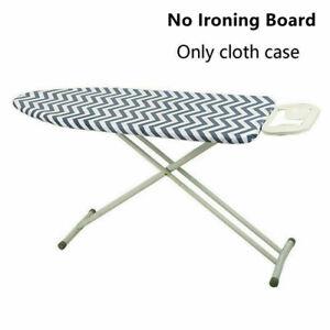 Stahl Bügelbretter Groß Tischplatte/klappbar Bügelbrett Anti Rutsch 150X50cm Neu