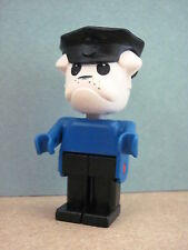 LEGO FABULAND @@ PERSONNAGE @@ Bulldog 2 with Police Hat @@ 3639 3789 3794 3664