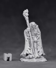 Reaper Miniatures Phineas Greybone, Necromancer #03880 Unpainted Metal Figure