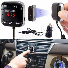 LCD Wireless Bluetooth Car Kit FM Transmitter MP3 Player USB SD Remote Handsfree