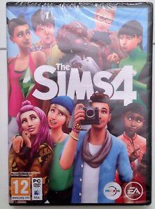 THE SIMS 4 PC DVD-ROM/MAC BASE GAME brand new & sealed UK EA ORIGINAL