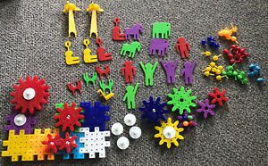 Gear And Cogs Childrens Toy