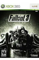 Fallout 3 Xbox 360 Game Disc Only 35T