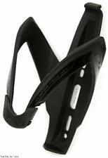 Elite Custom Race Fiberglass Bicycle Water Bottle Cage - Stealth Matte Black