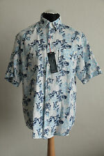 Blue Harbour Men's Short Sleeve Casual Shirts & Tops