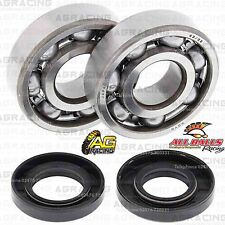 All Balls Crank Shaft Mains Bearings & Seals For Yamaha YZ 125 2010 10 Motocross