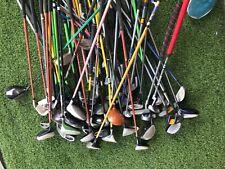 Golf Club Lot of 60 Junior Golf Clubs Us Kids, Lynx, Lynx Etc.