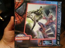 2002 Spider-Man 100 Piece Puzzle Vs The Goblin Official Movie Merchandise NEW