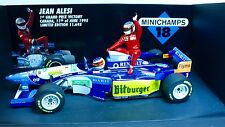 Alesi Ferrari 1st GP Victory Taxi Michael Schumacher Benetton 1/18  181952701