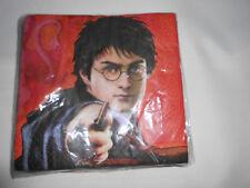Party Express Harry Potter napkins- beverage