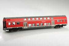 H0 Piko 57620 Doppelstock Wagen DB 50 80 25-04 790-5  Schmutz/Kratzer ohne OVP