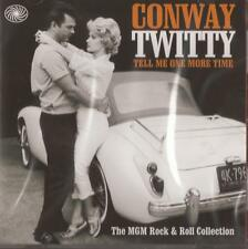 Conway Twitty – Tell Me One More Time, The MGM Rock & Roll Collection ( CD ) NEW