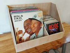 12inch and 7inch Vinyl Record Holder LP 45 Made to Order Free P&P