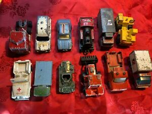 Vintage Matchbox Lesney And Superfast Mixed Diecast Vehicles Lot 3