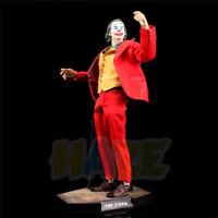 HC 2019 The Joker Joaquin Phoenix PVC Action Figure Statue 32cm New In Box