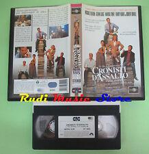 VHS film CRONISTI D'ASSALTO The paper 1995 Keaton Close Duvall (F76**) no dvd
