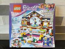 LEGO Friends 41322 Snow Resort Ice Rink - Brand new in box