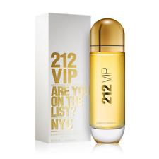 Carolina Herrera 212 Vip 125ML Eau De Parfum Neu IN Blister