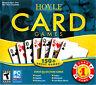 Hoyle Card Games 2008  PC Mac Blackjack Poker Spades Hearts Rummy 500 Solitaire
