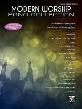 Modern Worship Song Collection: Piano/Vocal/Guitar by Alfred Music (Paperback...