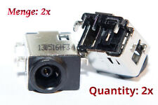 Samsung np300e5x np300u1a np300u1z DC Jack Power connector presa porta 2x