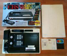 Console CBS COLECOVISION . version péritel