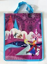 Disney Reusable Bag Frozen Elsa Anna Olaf Kristoff Sven Tote Eco Friendly