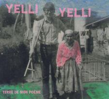 ALBUM CD- YELLI YELLI - TERRE DE MON POEME - 2016 - ETAT NEUF