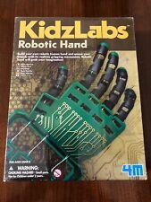 4M KidzLabs Science Kit - Robotic Hand- Free Shipping-!