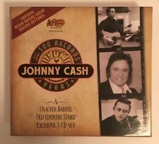 Johnny Cash The Sun Records Years 3 CD Box Set