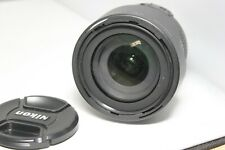 Nikon 18-105mm AF-S DX Nikkor F3.5-5.6 G ED VR Lens Sold With Front ,rear Cap