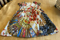 POINT TIME LITTLE GIRLS SIZE 6 GORGEOUS FLORAL DRESS